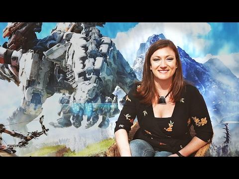 Horizon Zero Dawn - Entrevista a Angela Gillespie (Senior Producer, Guerrilla Games)