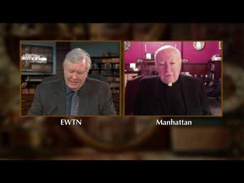 EWTN Bookmark - 2020-11-15 - A Crisis in Culture