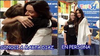 Conoci a Marta Diaz en persona. #storytime | It´s vanessa