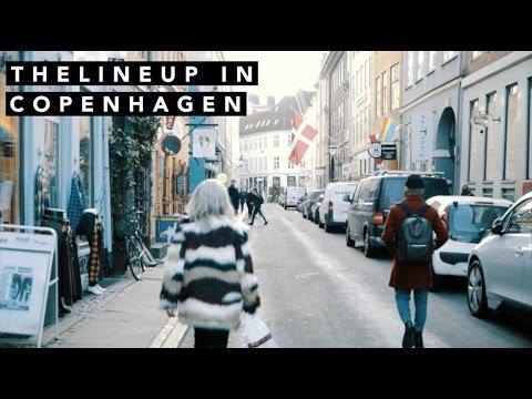 TheLineUp in Copenhagen