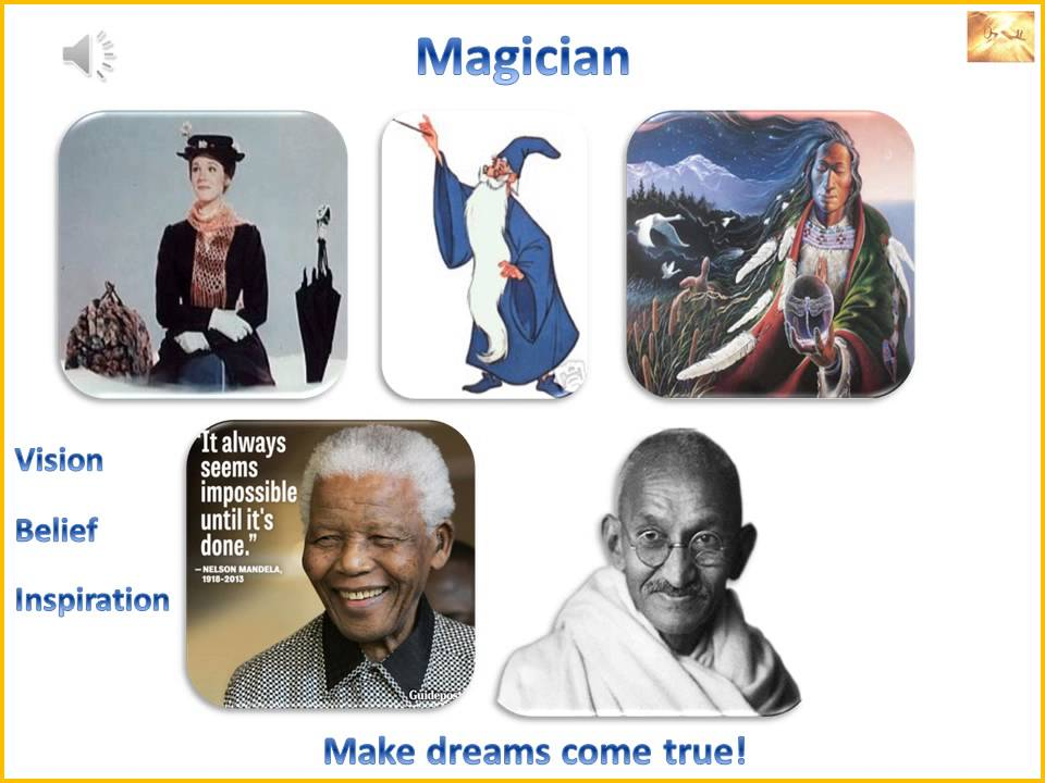 archetypes lesson 3 the magician