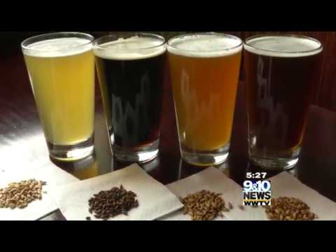 BrewVine: Mackinaw Brewing Co. In Traverse City