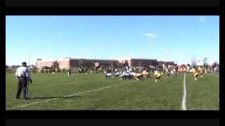 NEFL Playoffs: Colts vs. Steelers, October 15, 2011
