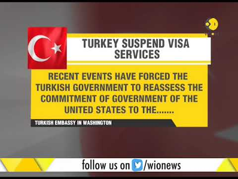 Visa war peaks between U.S. & Turkey