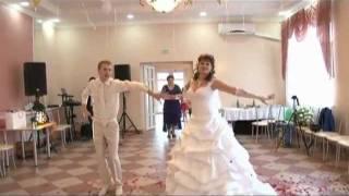Свадебный танец Виталия и Галины г. Аксай