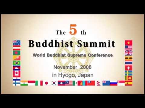 5th Buddhist Summit