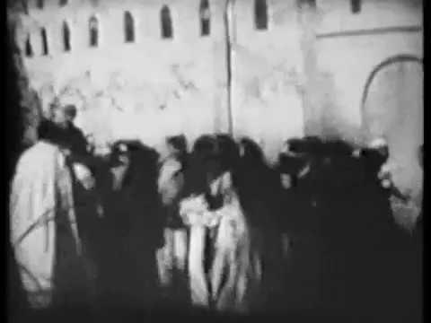 BEN HUR Silent 1907
