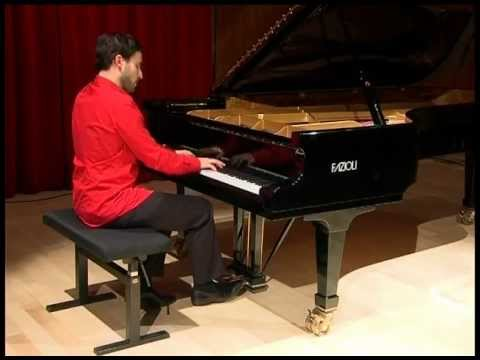 Jean-Philippe Sylvestre piano, Chopin étude Op. 10 No. 3