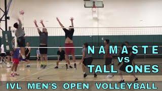 Namaste vs Tall Ones - IVL Men