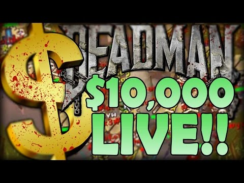 $10,000 DMM TOURNAMENT LIVE // 99 DEFENCE !!! // DAY 5