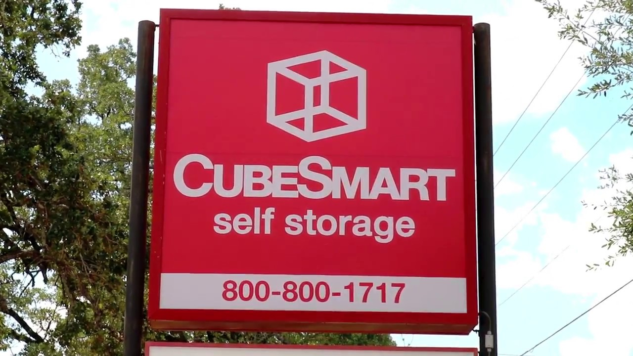 CubeSmart Storage On Harvey Road, Bryan / College Station, TX