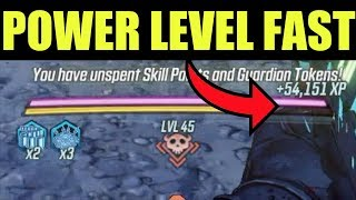 Borderlands 3 | FASTEST Way To LEVEL UP (Power Level)