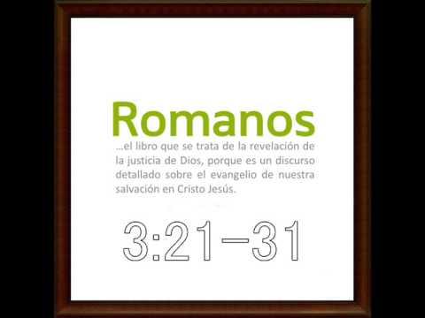 CURSO BIBLICO ROMANOS 3:21-31-ABIEL CABALLERO DE AMOR