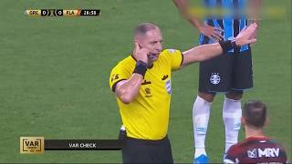 Gremio (BRA) vs Flamengo (BRA) / Minuto: 23'