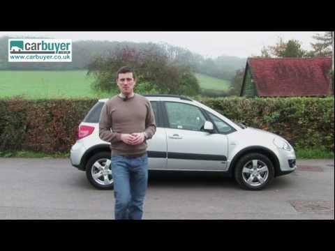 Suzuki SX4 SUV review - CarBuyer