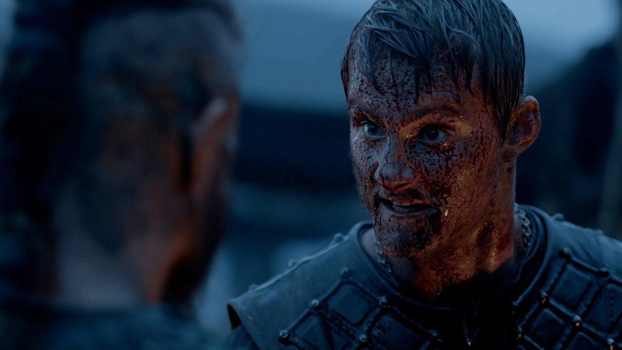 Download Vikings - Ragnar gives Bjorn his name Ironside (2x9) [Full HD]