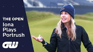 Iona Takes on Royal Portrush! | The Open Championship 2019 | Golfing World