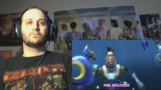 Dan Bull - Subnautica Chill Rap Ft. Veela (Reaction)