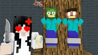 Monster School : Love Curse #8 - Minecraft Animation