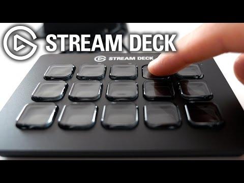 Probando: ElGato Stream Deck