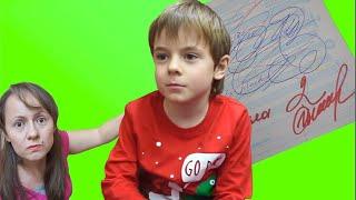 Bogdan a primit nota 2, mama este furioasa si il cearta Sketch de la Bogdan&#39s Show