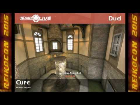 QuakeLive: gHs.fackIu (CHILE) vs DDM-gSTRUCTOR (UY) QuakeLive