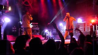 twiztid - first day out (november 7, 2012 @ the norva)