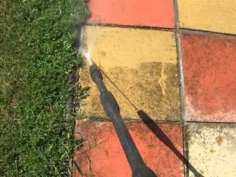 How To Clean Paving Slabs