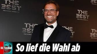 FIFA-Weltfußballer-Wahl: So wählten Neuer, Löw und Co.