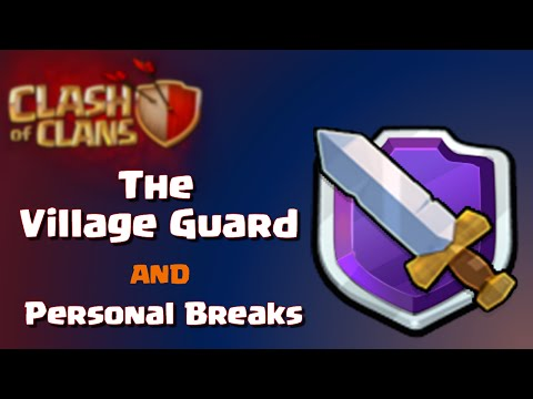 Clash of Clans | Village Guard and Personal Break Sneak Peek - New Town Hall 11 CoC Update 2015