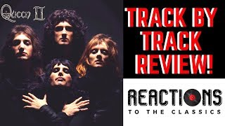 Mother and Son Reaction to First Time Hearing Queen II Full Album Review!