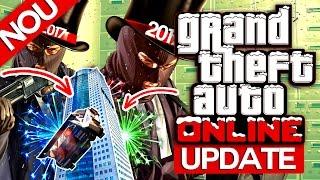 CURSE NOI si Distractie in organizatie!   GTA Online (UPDATE)