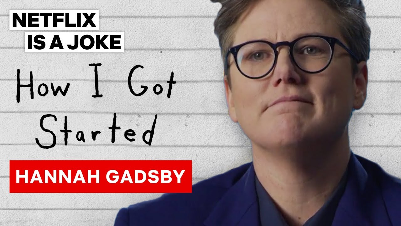 Hannah Gadsby Survived Her Mom Heckling This Amazing Joke |  | Netflix Is A Joke