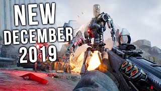 Top 10 New Games Of December 2019