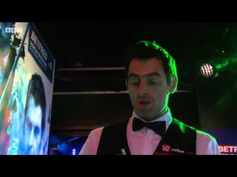 Ronnie O'Sullivan Entry WC 2015 01