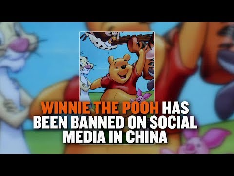 WHAT GOT POOH BEAR BANNED IN CHINA?
