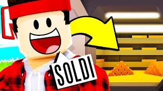 THE ROBBERY AT THE BIGGEST BANK IN TOWN!! Roblox ITA (Jailbreak)