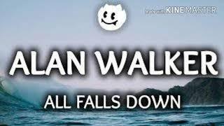 Alan walker - All falls down (speed up)