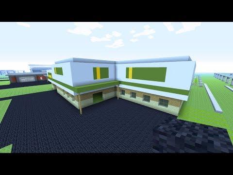 Minecraft Live: Building John Deere Dealership