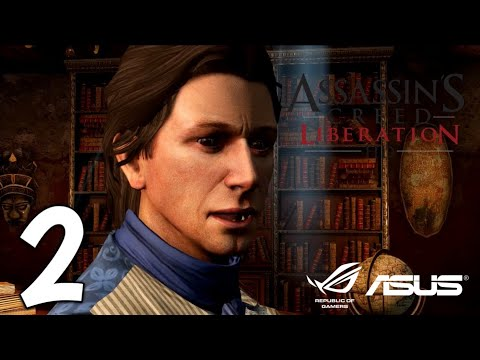 Assassin's Creed Liberation HD Walktrough PART 2