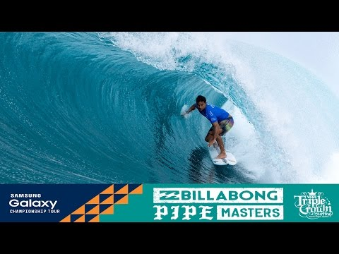 Highlights: Final Day at the Pipe Masters