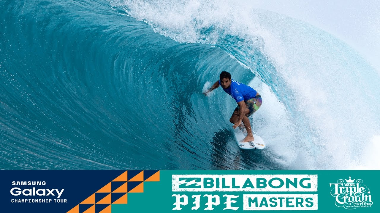 e45b2b6fe5 Final Day Highlights - Billabong Pipe Masters 2016 - YouTube