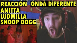 Baixar Anitta with Ludmilla and Snoop Dogg feat. Papatinho - Onda Diferente  (REACCIÓN)