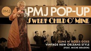 PMJ Pop-Up: Sweet Child O' Mine - Guns N' Roses (Cover) ft. Miche Braden