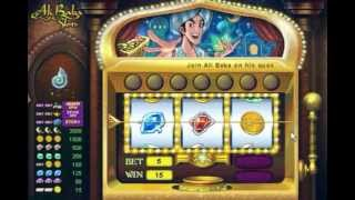 aLibaba sLot machine jackpot