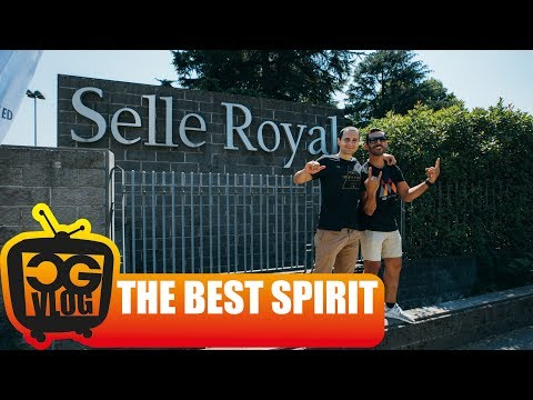 Meet FIZIK & CRANKBROTHERS, a brand with a REAL TRUE SPIRIT - THIS IS VERY RARE ! CG VLOG # 165