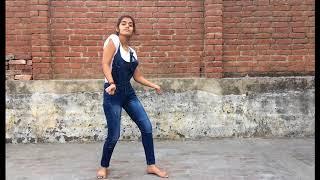 Dance on the song DARU BADNAM