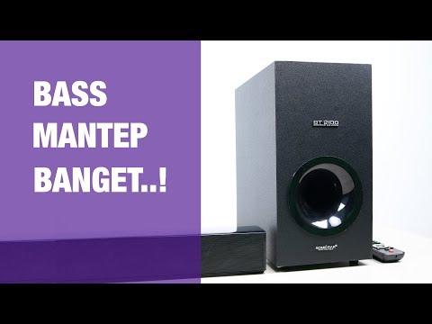 Rekomendasi Speaker Bluetooth Murah Dengan Suara Bass Terbaik — Review SonicGear BT2100