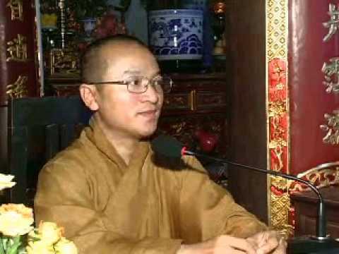 Mười bốn điều Phật dạy 1 - điều 1-4: Tự ngã, dối trá... - Thích Nhật Từ