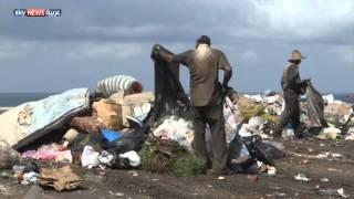 لبنان يلجأ إلى ترحيل النفايات